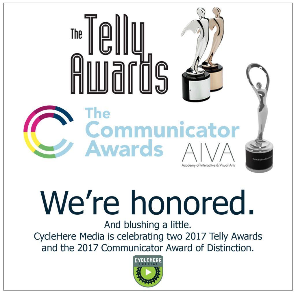Telly & Communicator Awards